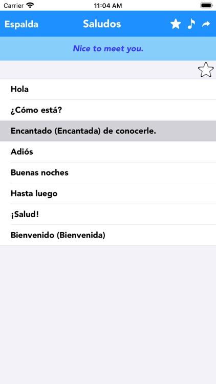 Spanish-Translator screenshot-3