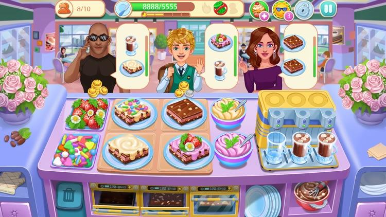 Cooking World Yummy Food screenshot-7