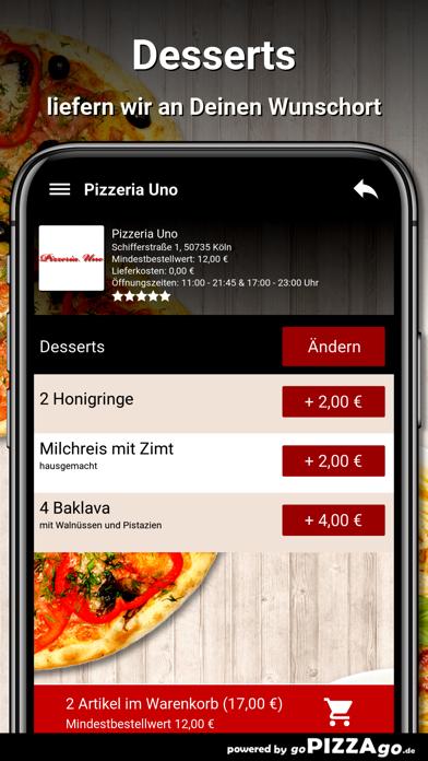 Pizzeria Uno Köln screenshot 6