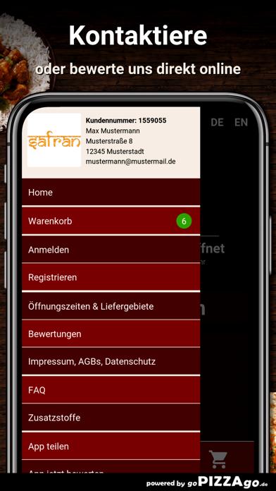Safran Leipzig screenshot 3