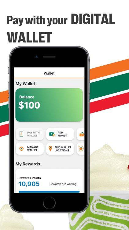 7-Eleven: Rewards & Shopping screenshot-3