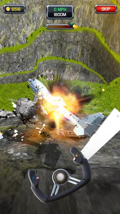 Crazy Plane Landing screenshot 3