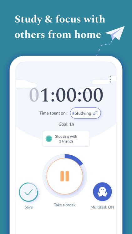 Flipd: Focus & Study Timer
