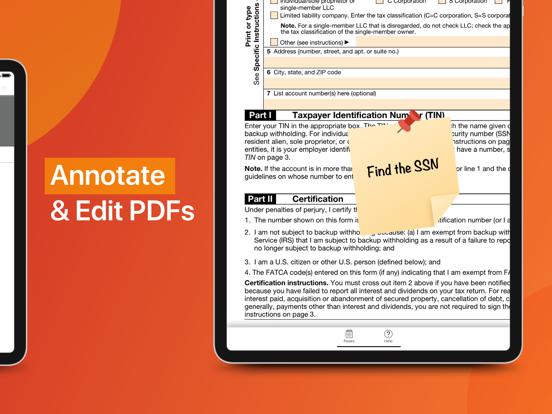 Screenshot #6 pour pdfFiller: modifier pdf & docs
