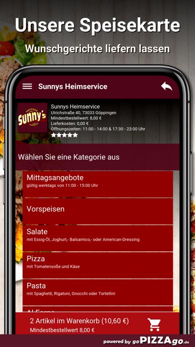Sunnys Heimservice Göppingen screenshot 4