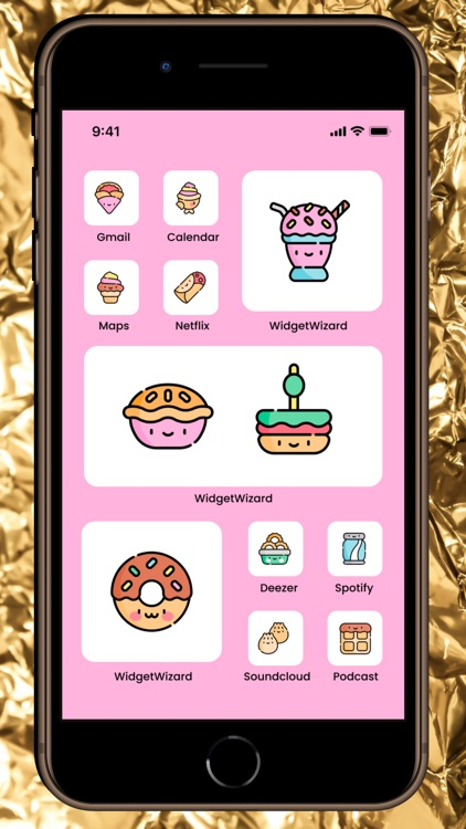 Icon Changer Icons Themer App screenshot-9