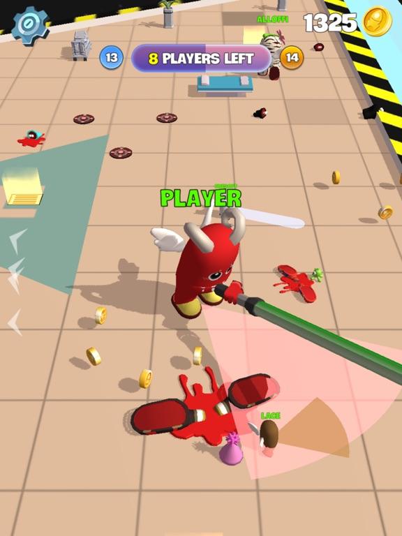Smasher Around Us: Fun io gameのおすすめ画像4