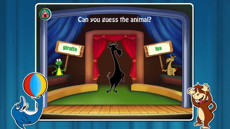 Animal Preschool! Circus screenshot-4