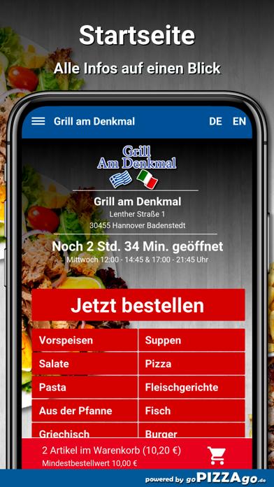 Grill am Denkmal Hannover screenshot 3