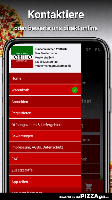 Torino Gelsenkirchen screenshot 3