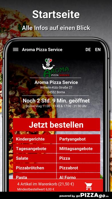 Aroma Pizza Service Borna screenshot 3