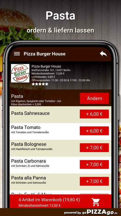 Pizza Burger House Berlin screenshot 6