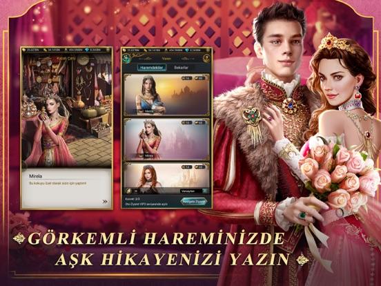 Game of Sultans ipad ekran görüntüleri