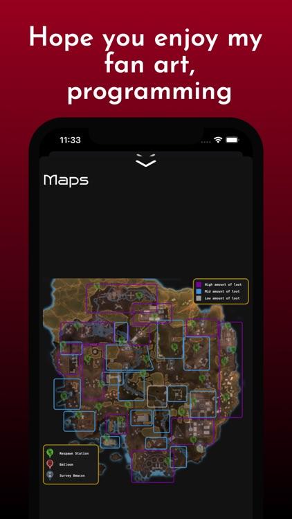ApexHelper for Apex Legends screenshot-4
