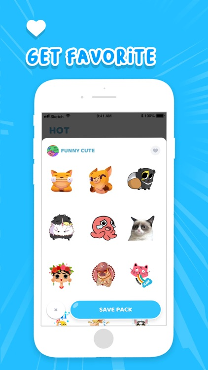 Fancy Stickers - Sticker Maker screenshot-5