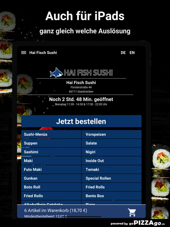 Hai Fisch Sushi Saarbrücken screenshot 7