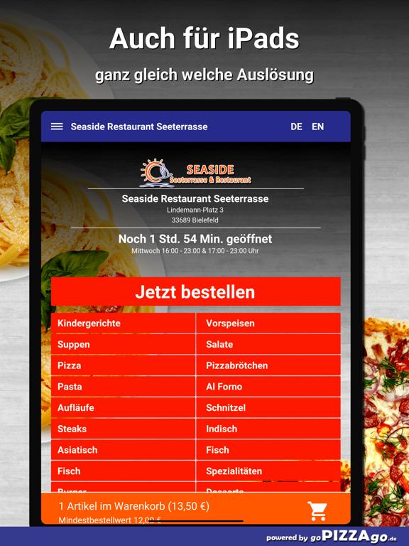 Seaside Restaurant Bielefeld screenshot 7