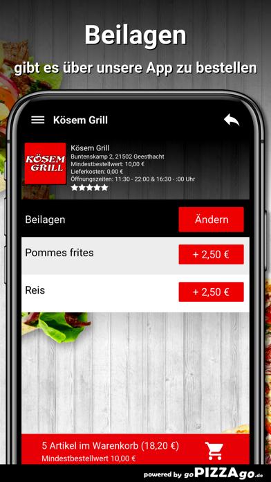 Kösem Grill Geesthacht screenshot 6
