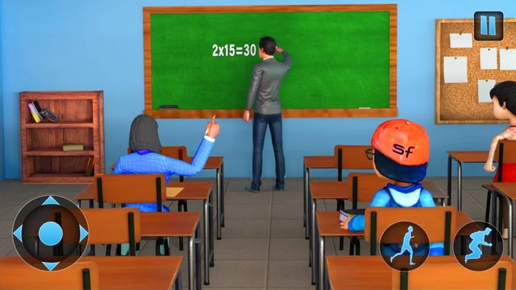 High School Life Simulator 3D screenshot-3