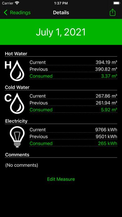 House Meters screenshot 6