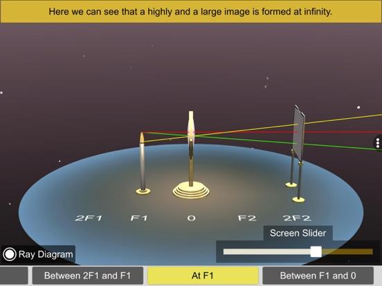 Convex Lens Properties screenshot 17