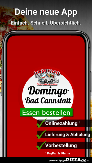 Domingo Bad Cannstatt screenshot 1