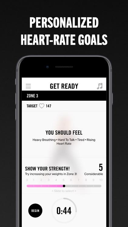 SHOCK: Workouts & Fitness screenshot-7