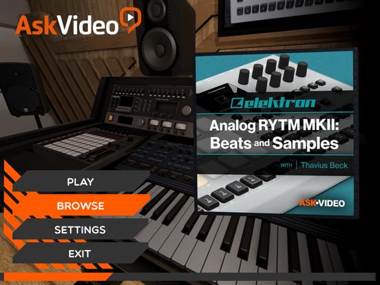 Beats Course for RYTM MKII screenshot 5