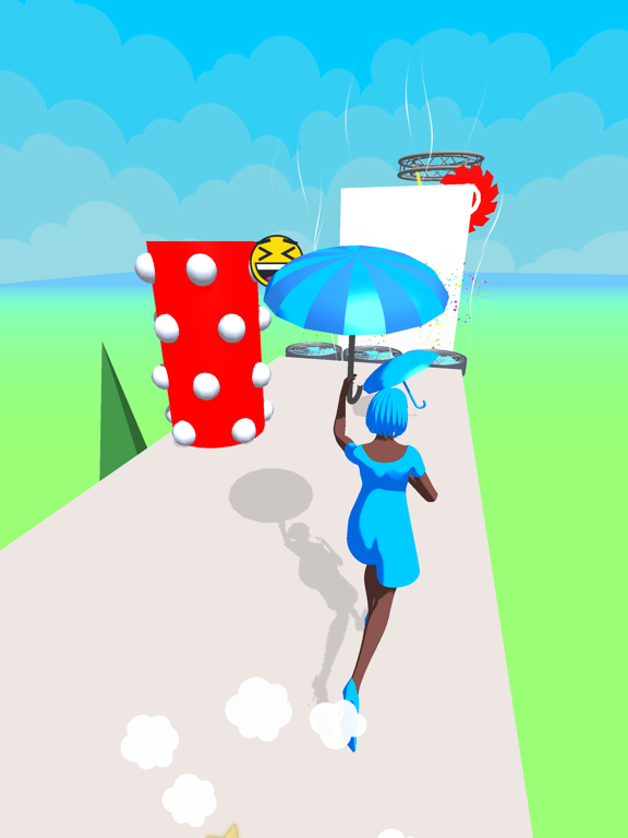 Umbrella Rush screenshot 6