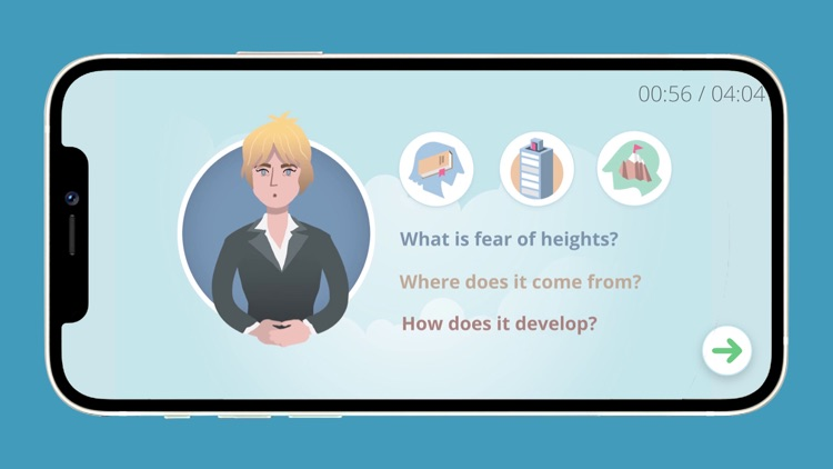 ZeroPhobia - Fear of Heights screenshot-5