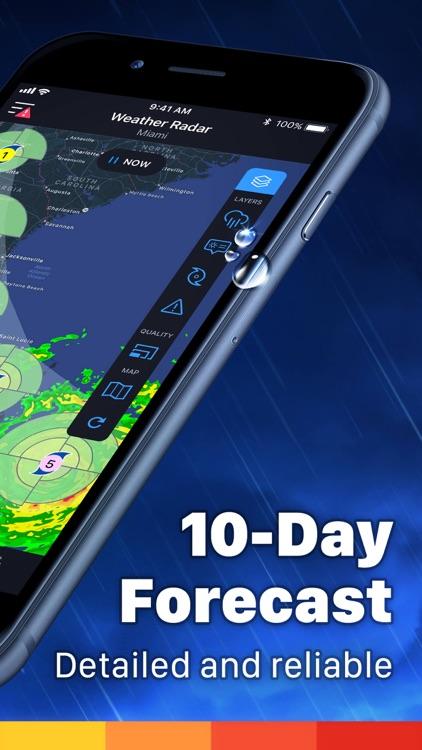 Weather Radar° screenshot-8