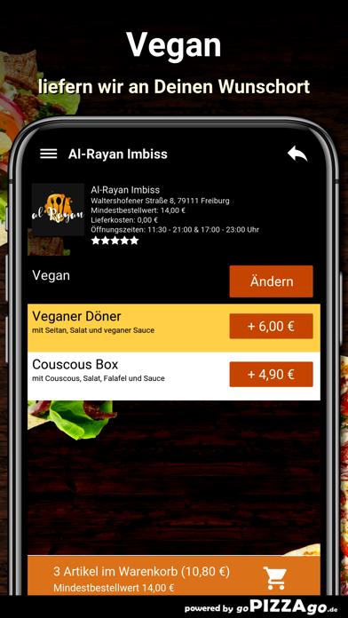 Al-Rayan Imbiss Freiburg screenshot 6