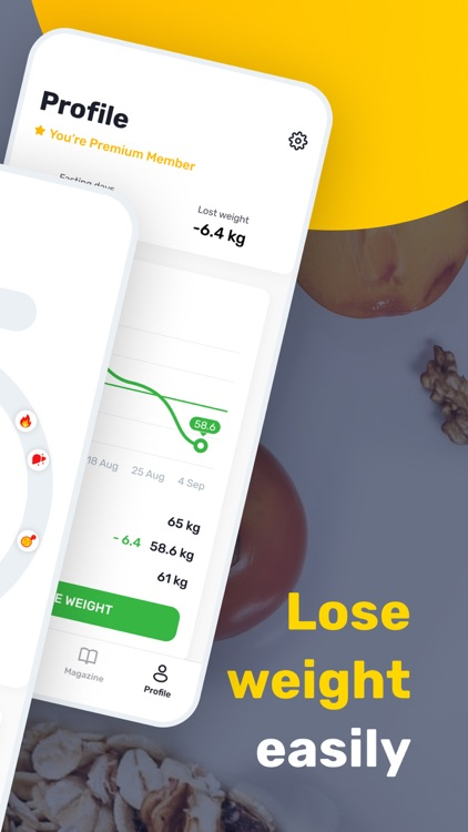 Go Fasting-Weight Loss Tracker