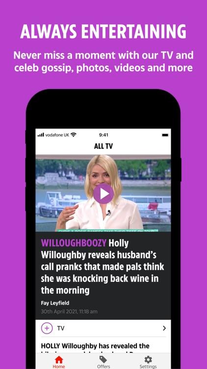 The Sun Mobile - Daily News screenshot-4