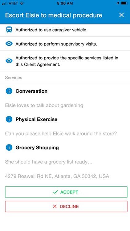 Bubbe's Care Provider screenshot-5