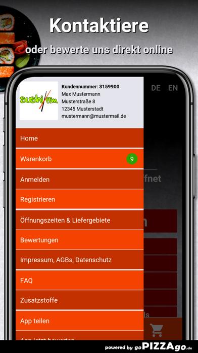 Sushi FFM Frankfurt am Main screenshot 3