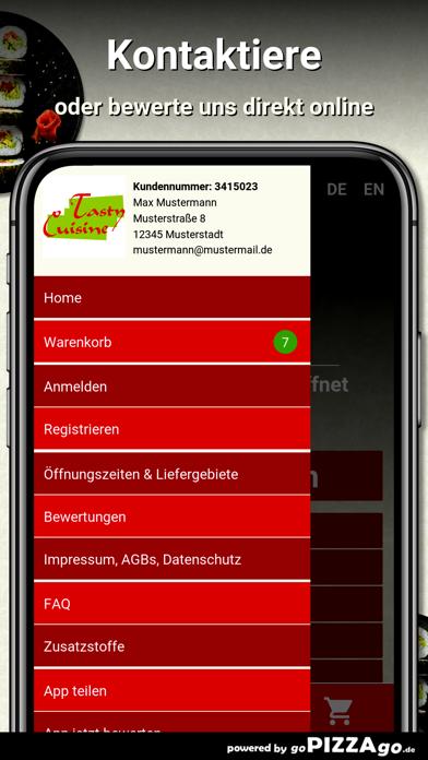 Tasty Cuisine Berlin screenshot 3