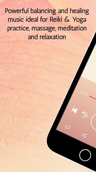 Reiki Healing Touch screenshot 2