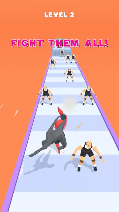 Weight Runner 3D screenshot 3