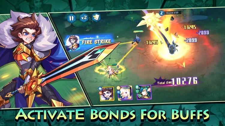 Hero Squad - Idle Adventure screenshot-4