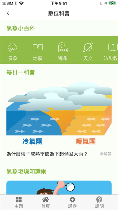 樂活氣象-中央氣象局のおすすめ画像8