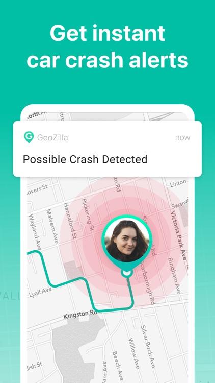 GeoZilla Find My Phone Tracker screenshot-5