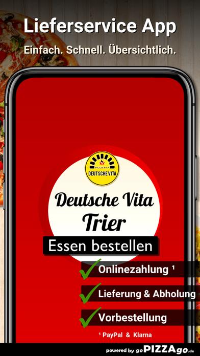 Pizzeria Deutsche Vita Trier screenshot 1