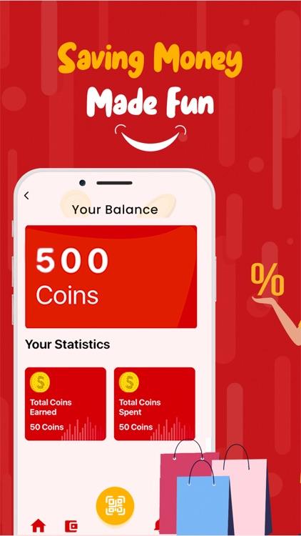 Sharee Coin: Discount & Saving