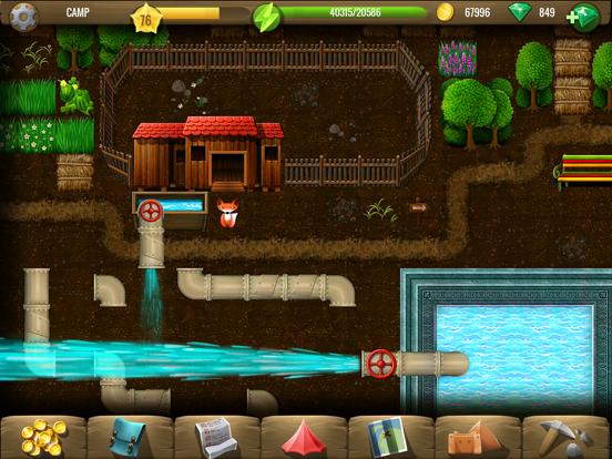 Diggy's Adventure: Puzzels iPad app afbeelding 3