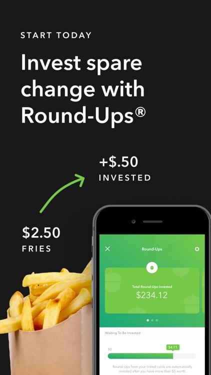 Acorns: Save & Invest