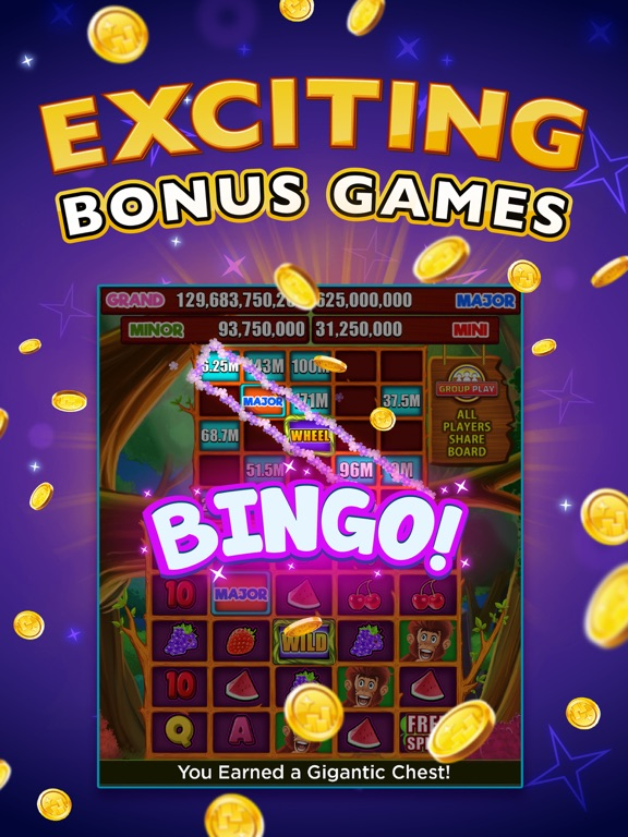 Jackpot Magic Slots™ - カジノスロットのおすすめ画像5