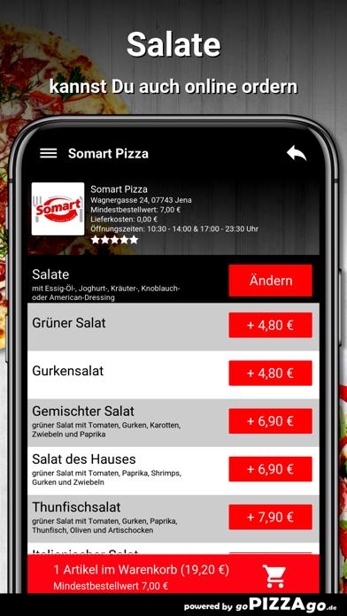 Somart Pizza Jena screenshot 5