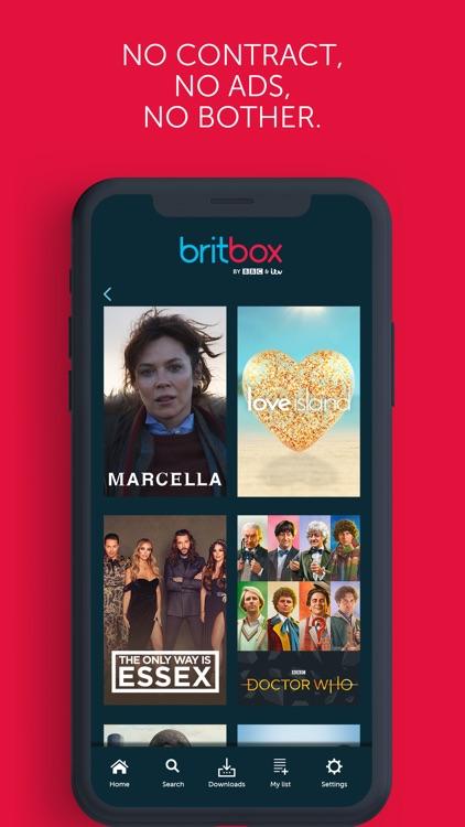 BritBox UK screenshot-4