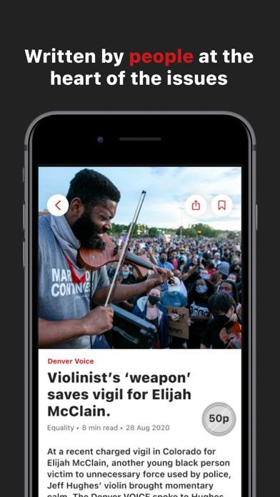Street News screenshot 2